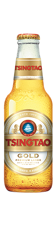 Tsingtao-Gold Wetlook