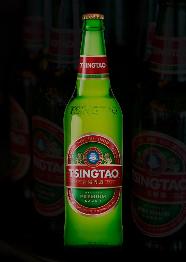 Tsingtao Flagship Brew